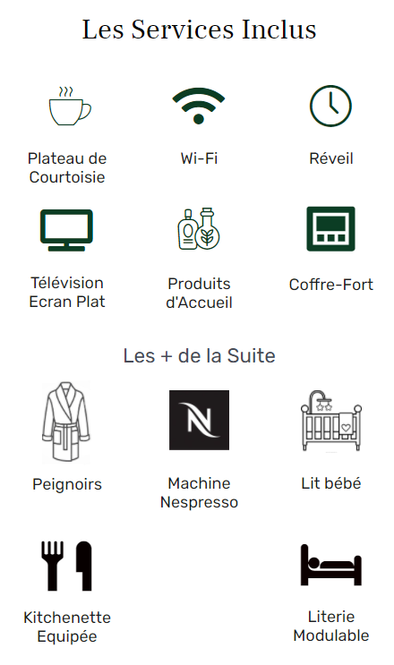 Logo Suite - Magda Champs-Elysées