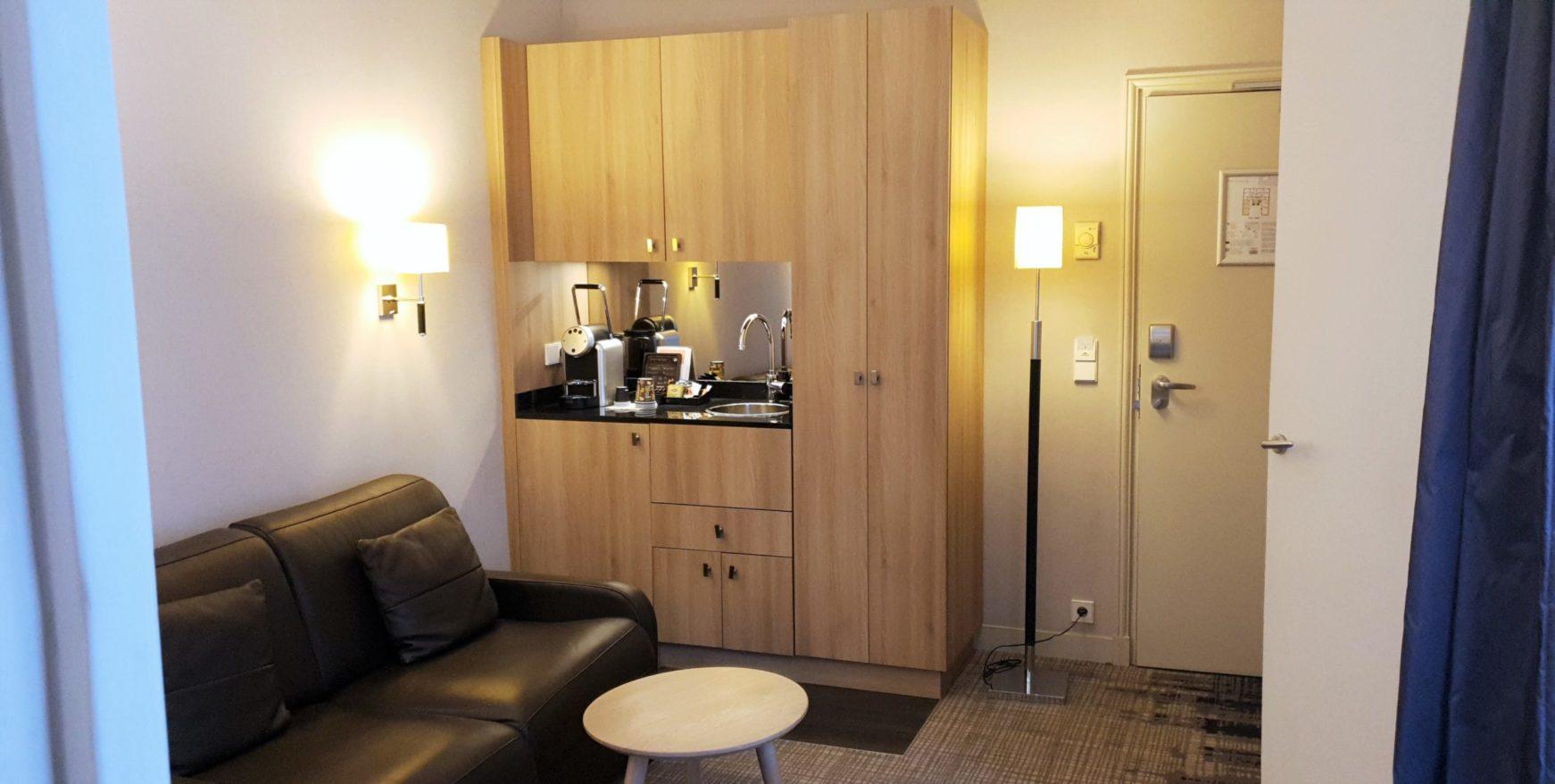 Suite - hôtel magda champs-élysées (2)