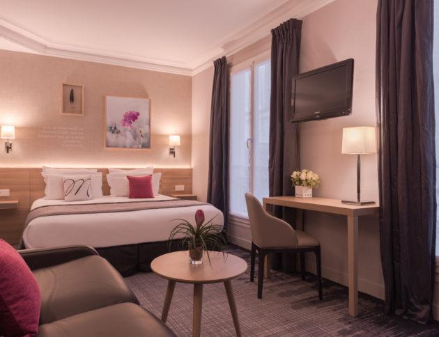Junior Suite - hôtel magda champs-élysées