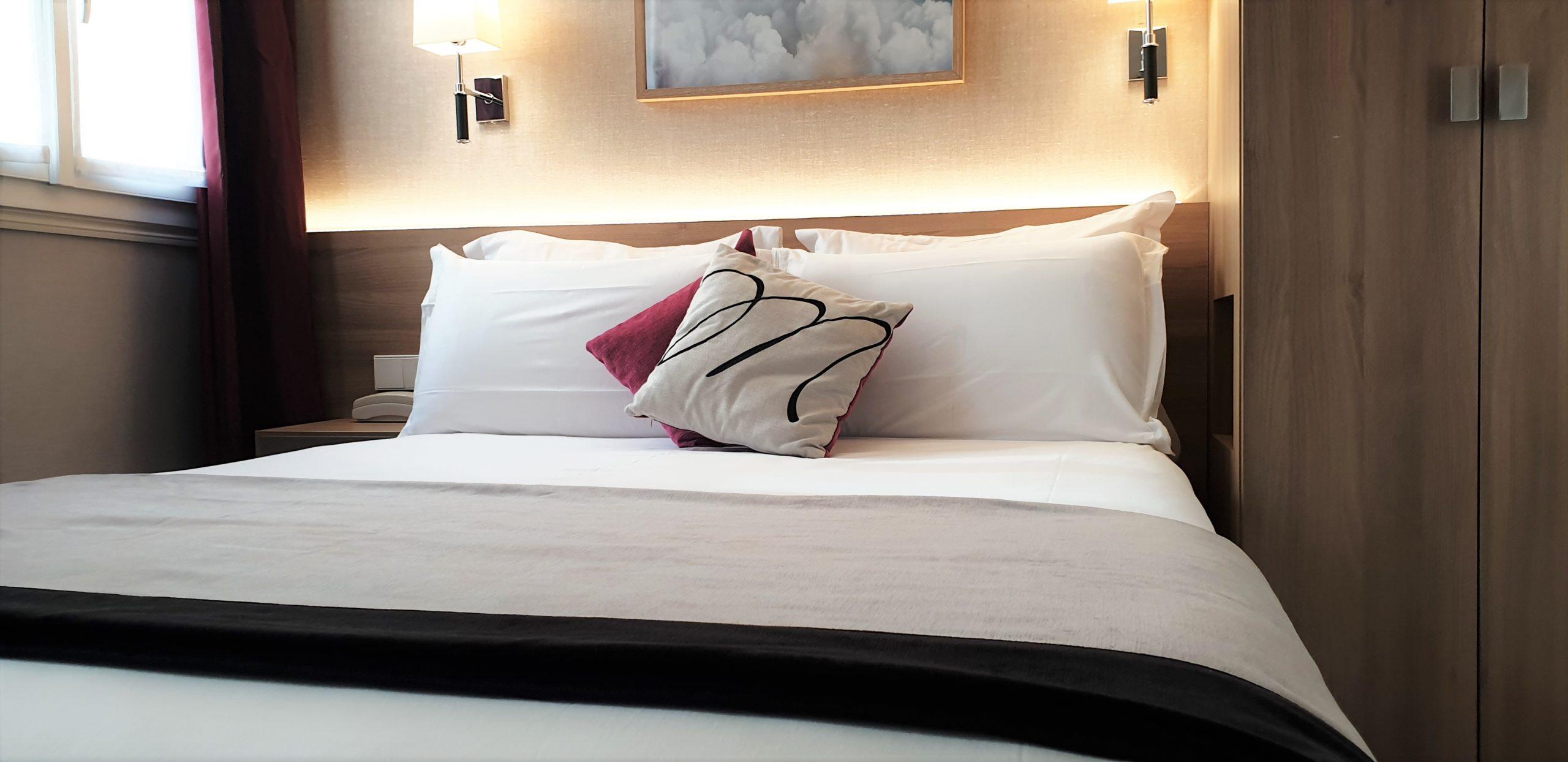 Chambre classique - Hôtel magda champs-élysées (1)