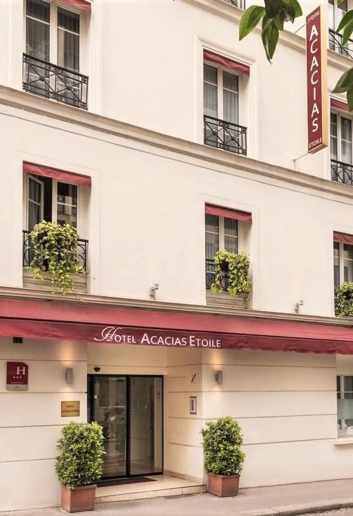 Facade-hotel-Acacias-Etoile