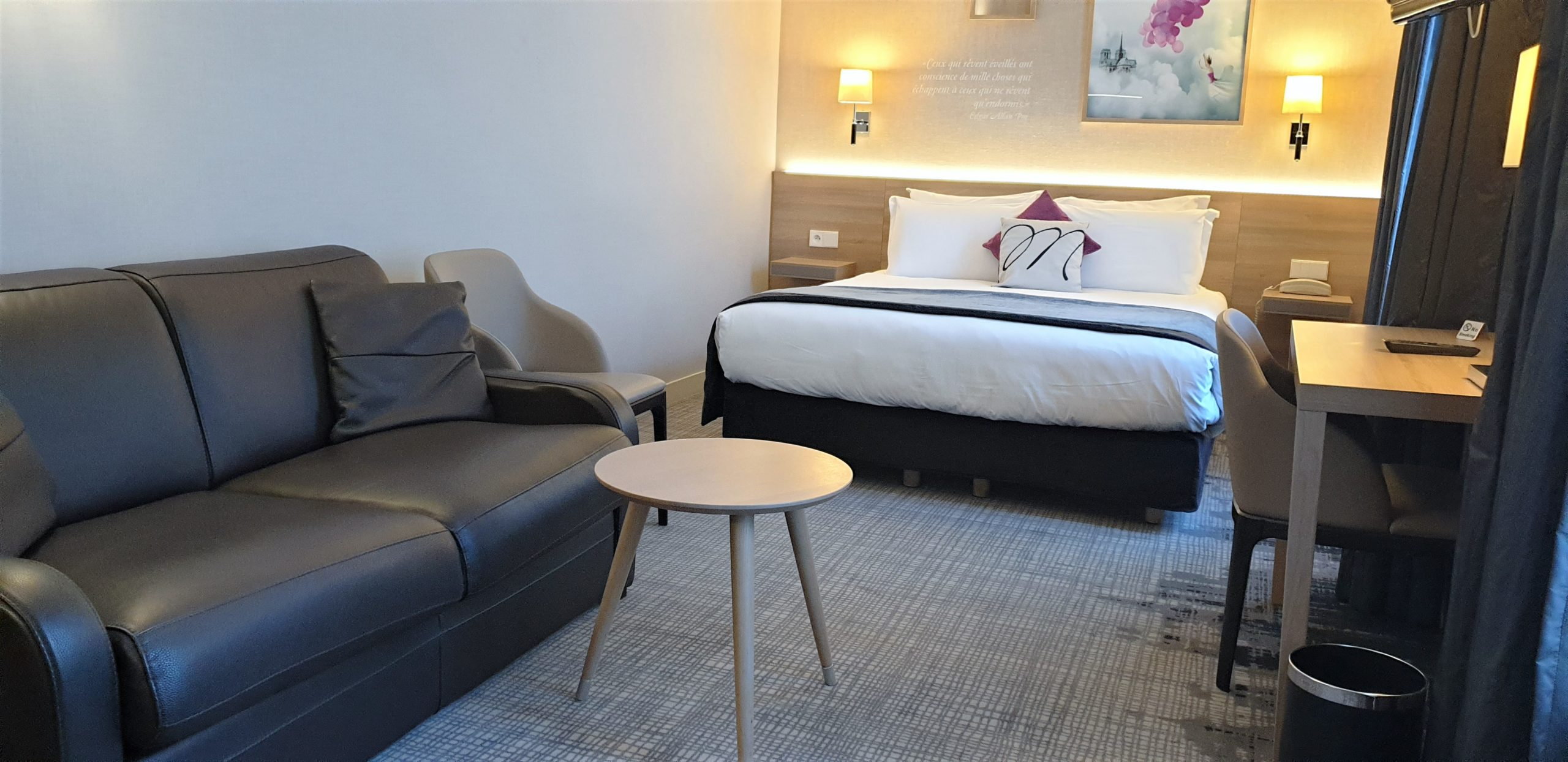 Junior suite - hôtel magda champs-élysées (3)
